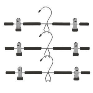 Set of 3 skirt hangers