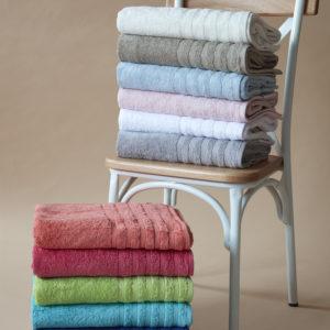 Hand towel: 50 cm x 85 cm