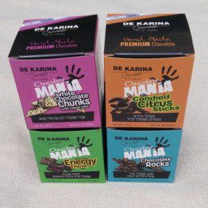 Assortment of DeKarina Chocolates