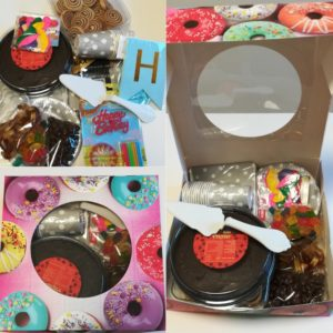 Birthday party in a box – Everything you need for an instant celebration!