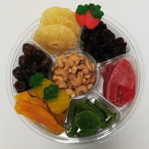 Dried Fruit and Nut Share Plate