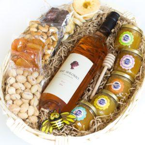 Rosh Hashana Premier Gift Basket