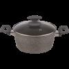 20cm pot with lid