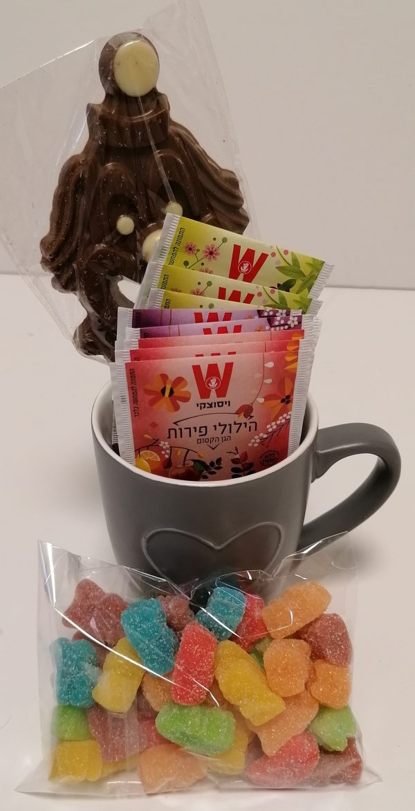 Chocolate and hot drinks mishloach manot